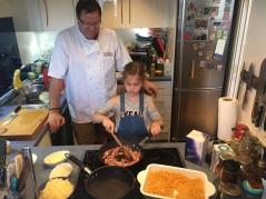 Frying Lardons