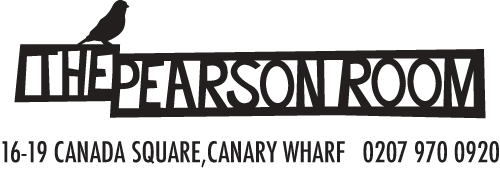 The Pearson Room – shining in CanaryWharf.